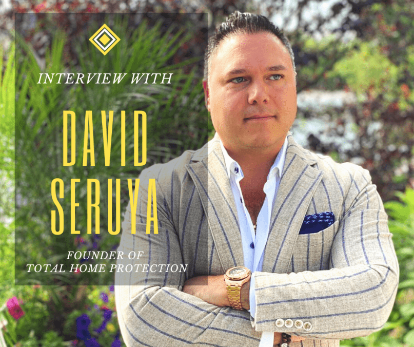 David Seruya Talks About Total Home Protection S Growth Over The Years Tricity Daily