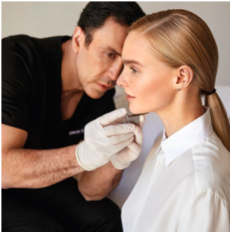 Give Your Face a Youthful Look With Simon Ourian's Neustem Dermal Fillers, dermalfillerbeforeandafter